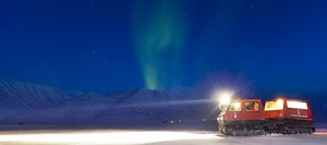 Northern Lights - Svalbard Tours
