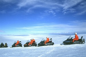 Snowmobiling or Quad Biking 3