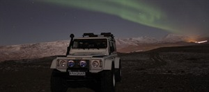 Seeing Northern Lights The Golden Circle Superjeep Tour
