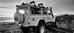 The Golden Circle Superjeep Tour