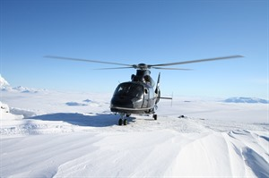 Volcanoes & Glaciers Helicopter Tour 2