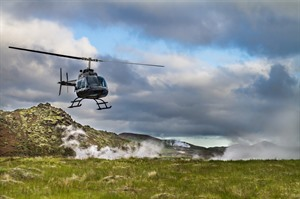 Volcanoes & Glaciers Helicopter Tour 3