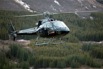 Helicopter Tour - Golden Circle & Glaciers