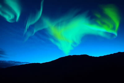 Iceland Northern Lights Riding