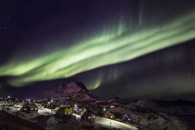 Kangerlussuaq - Northern Lights in the Arctic Circle
