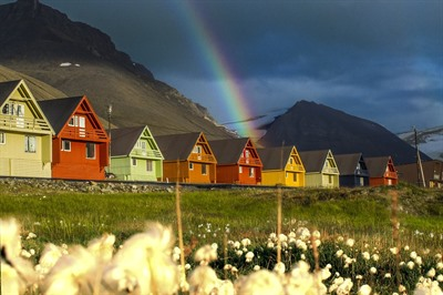 Sightseeing Tour of Longyearbyen
