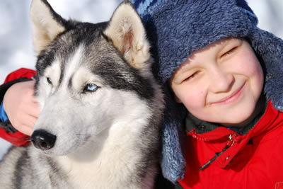 Family Fun Day - Reindeers, huskies, snow fun & lunch
