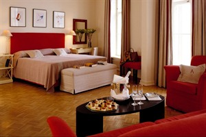 Hotel Angleterre - junior suite
