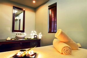 Bagan Lodge - The Spa