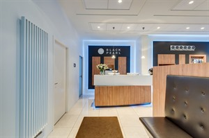 Black Pearl Apartments - Reception