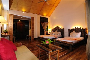 Borneo Rainforest Lodge - Deluxe Jungle View