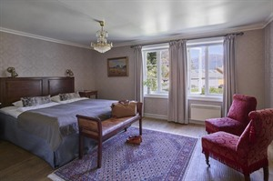 Historic Room, Fretheim Hotel