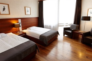 Grand Hotel Reykjavik - Superior Double/Twin room with external view