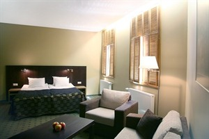 Hotel Hanza - twin room