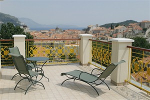 Hilton Imperial Dubrovnik - Rooftop Terrace