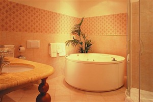 Hotel Amadeus- bathroom