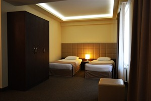 Aviatrans Hotel - Twin Bed Room