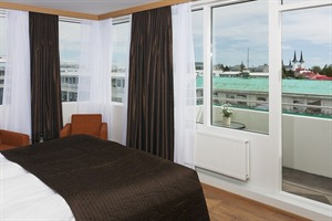 Hotel Klettur - Superior Double Room with Balcony