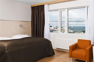 Hotel Klettur - Superior Double Room with sea view