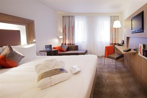 Novotel Centrum Warsaw - room