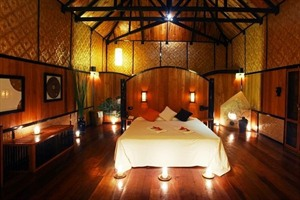 Inle Princess Resort, Inle Lake - guestroom