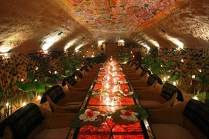 Inle Princess Resort, Inle Lake - Wine Cellar