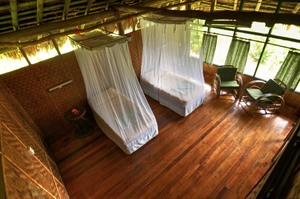 Karawari Lodge - twin room