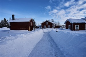 Exterior of Lapland Guesthouse