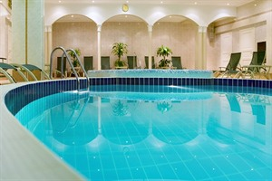 Hotel Marriott Moscow Grand - Swimming Pool