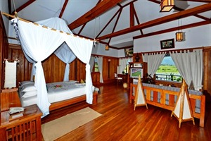 Myanmar Treasure Resort - deluxe room