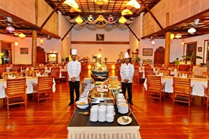 Myanmar Treasure Resort - restaurant