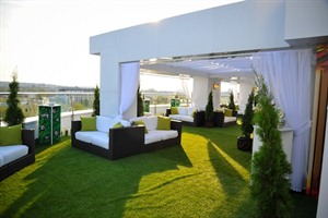 Nobil Luxury Boutique Hotel - Terrace