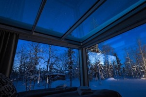 Perfect for watching the Northern Lights