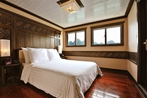 Paradise Luxury Cruise - Deluxe double cabin