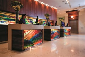Radisson Blu Kiev - Reception