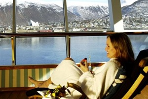 Views from Radisson Blu Tromso