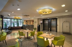 Rosslyn Thracia Hotel - reception