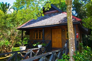 Sepilok Nature Resort - chalet