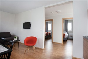 Stracta Hotel - two bedroom apartment