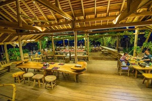 Veranda Natural Resort - Restaurant