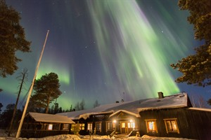 Nellim Wilderness Hotel - Northern Lights