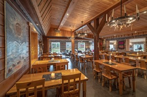 Nellim Wilderness Hotel - Restaurant
