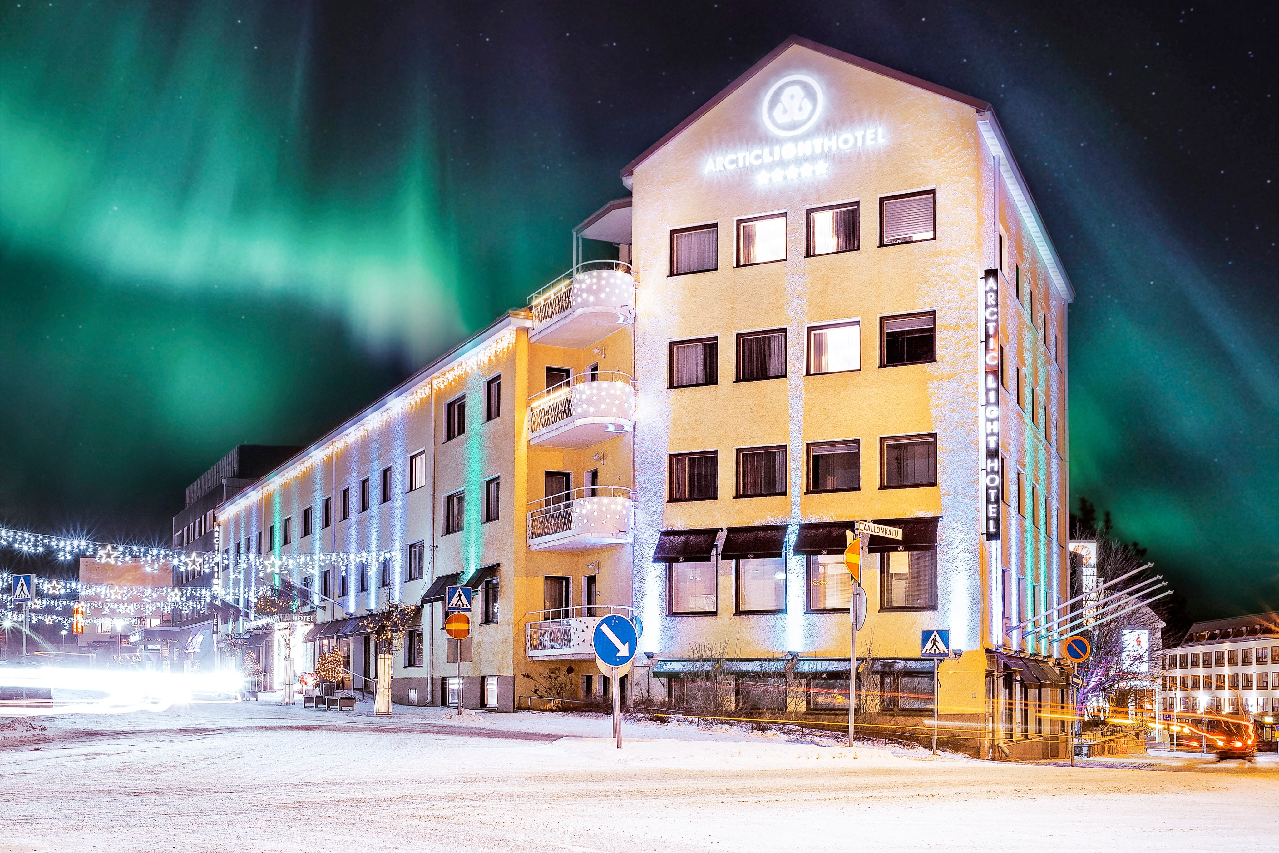 Arctic Light Hotel Rovaniemi Regent Holidays