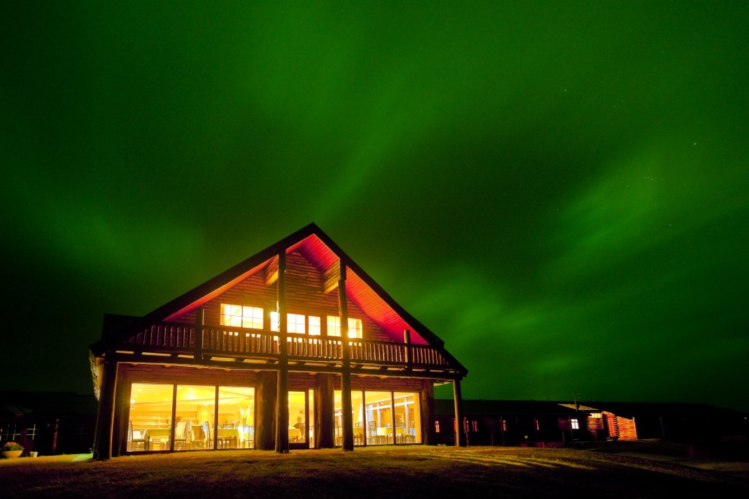 Hotel Ranga Iceland Reviews
