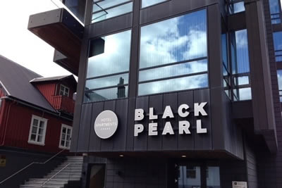 Black Pearl Apartments