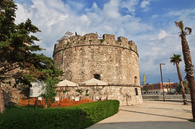Durres Old City Wall