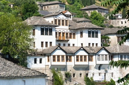 GJIROKASTER AND SURROUNDS