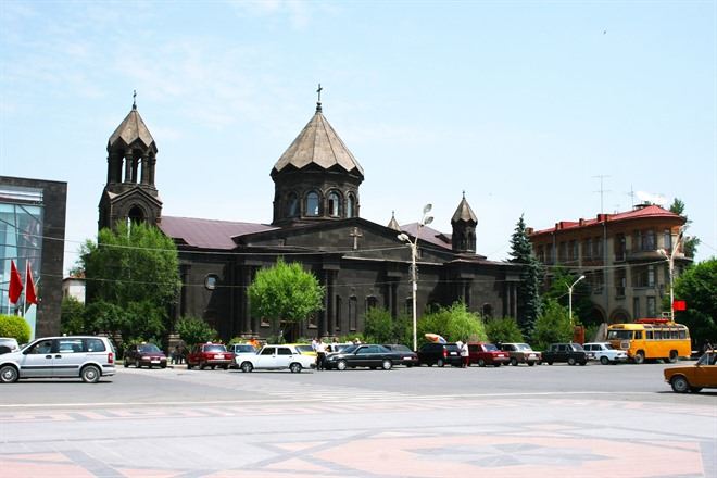 YEREVAN TO GYUMRI