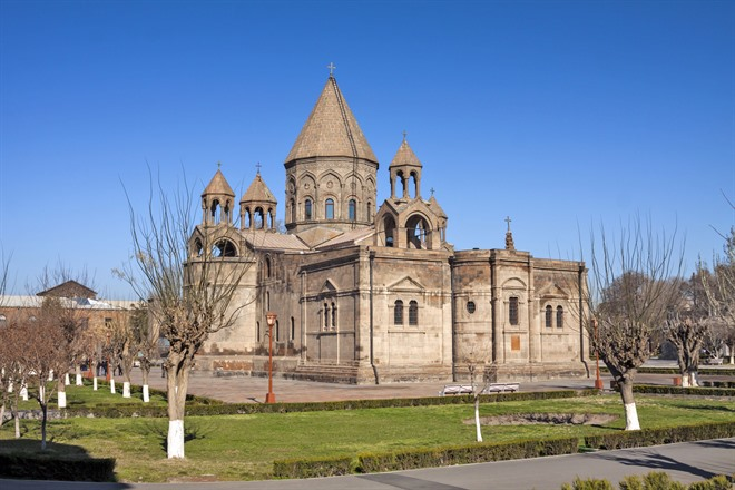 ETCHMIADZIN & AROUND