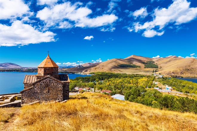 DILIJAN TO LAKE SEVAN TO YEREVAN